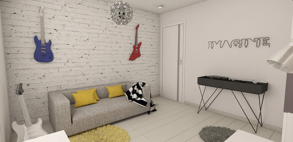 proiect 3 design interior